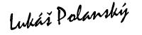 Podpis - Lukás Polanský