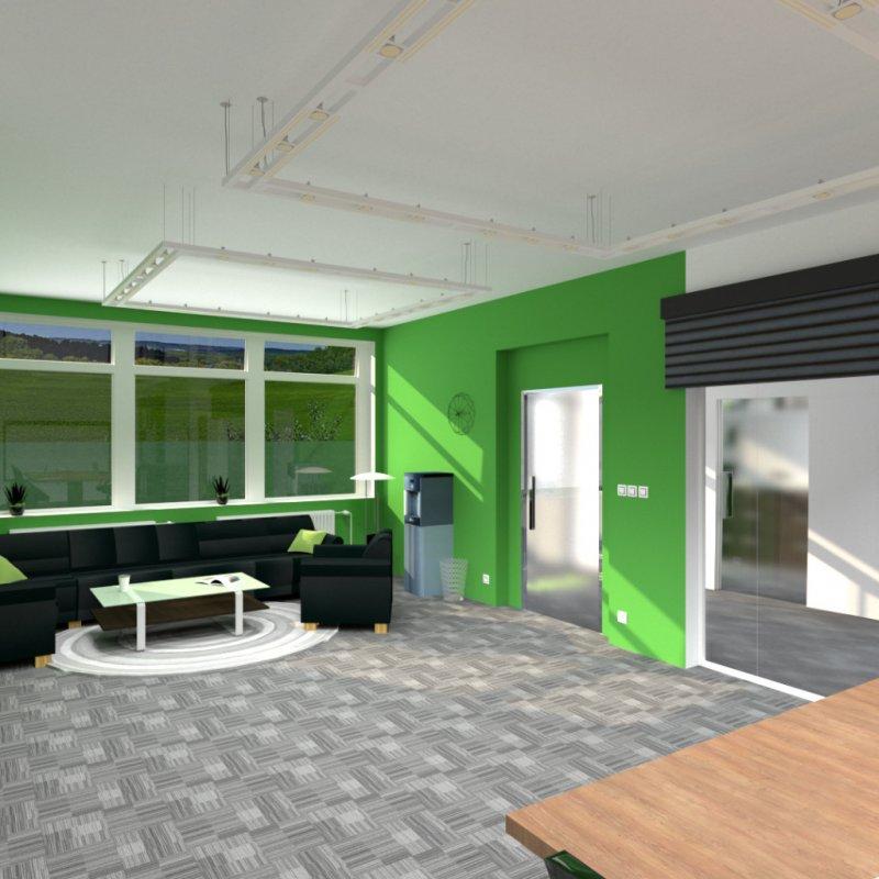 3D vizualizace interiérů