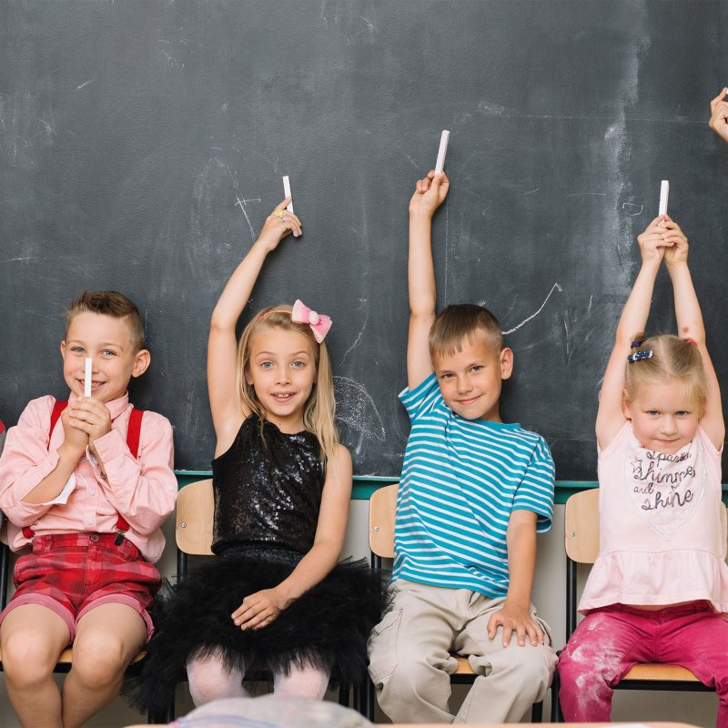Školní / předškolní fotografie