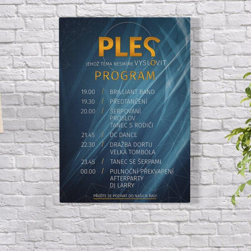 Tvorba plakátu
