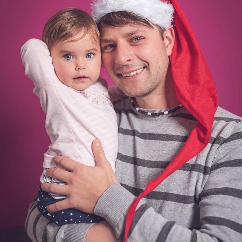 Vánoční rodinné fotografování / 01