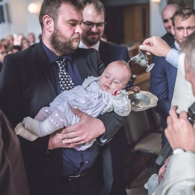 Fotografování křtin
